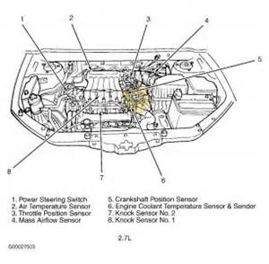 2000 hyundai sonata engine diagram of the car manual