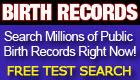 Alabama Birth Records Free Search Site Map Birth Records The Free Birth Records Resource Guide
