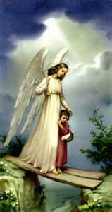 feast day of the holy guardian angels peg pondering again