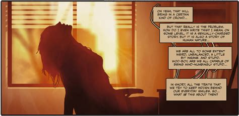 sunstone book one sunstone vol 1 comic review project nerd