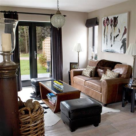highland themed living room step inside a cosy fisherman s cottage in the highlands ideal home