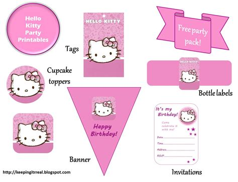 hello birthday banner template free hello pack free printables keeping it real