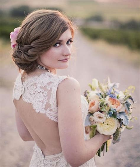 Beautiful Wedding Hairstyles by Top Beautiful Bridal Hairstyles 2016 Hairstyles Spot