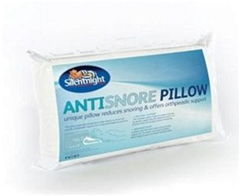 Reduce Snoring Pillow by Femail Tests High Tech Pillows That Promise Better Sleep