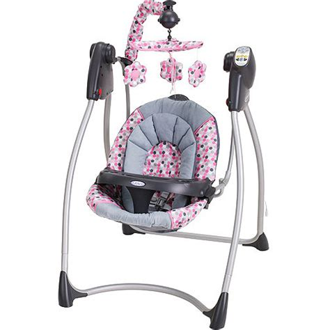 walmart baby swings in store graco lovin hug swing ally walmart com