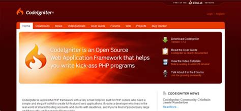 codeigniter orm tutorial tools of the trade web development frameworks that the