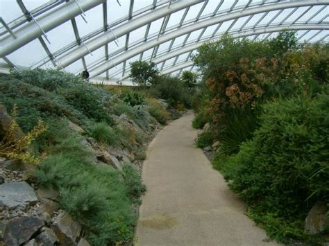 The Bio Dome Picture Of National Botanic Garden Of Wales Wales Botanical Garden