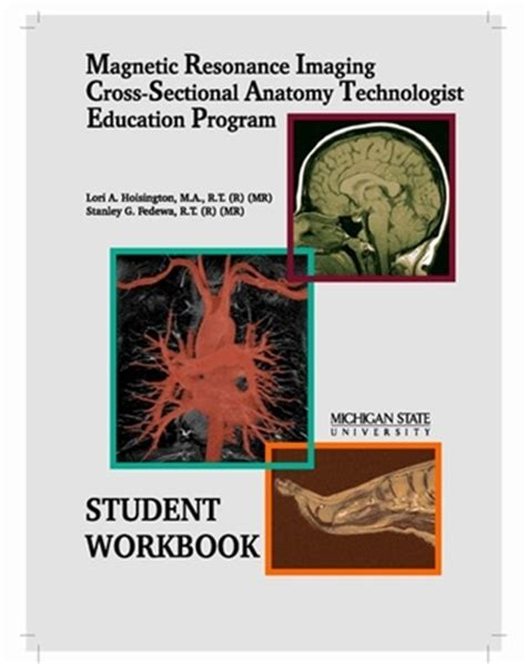 cross sectional anatomy book mri cross sectional anatomy student workbook