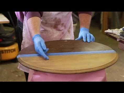 how to strip wood table how to strip stain from wood furniture repair tips youtube