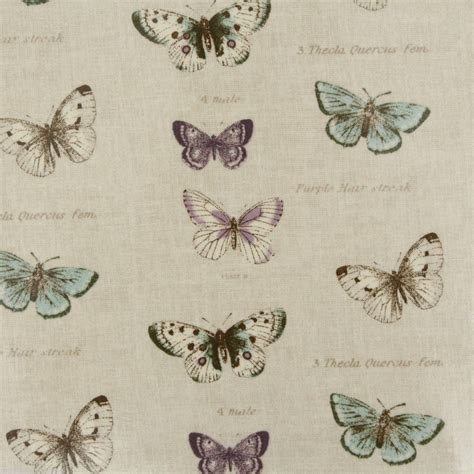 butterfly material for curtains fryetts butterfly rustic natural curtain fabric curtain