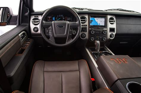 Ford King Ranch Interior by King Ranch Ram 2015 Autos Post