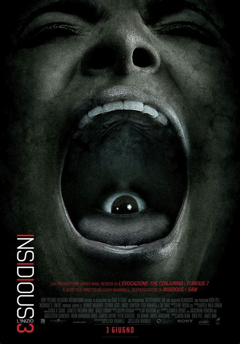 film insidious trama insidious 3 trailer trama recensione