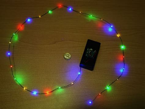 smallest lights in the world tiny led