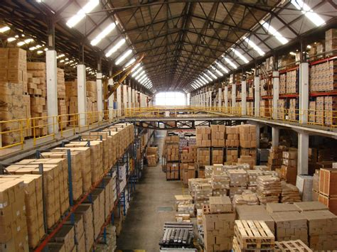 industry report warehousing storage emsi