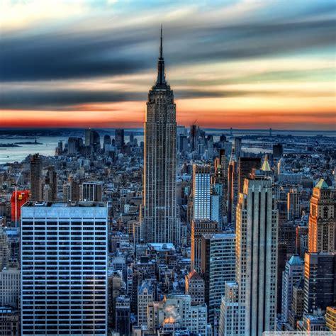 york city hdr  hd desktop wallpaper   ultra hd
