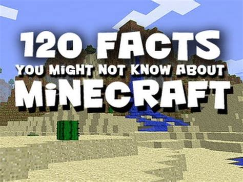 7 Things You Might Not Know About Minecraft Minecraft Blog - 100 things you probably don t know about minecraft part 4