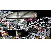 Sticker Bomb / Bombing Car  By Autoaufkleber24