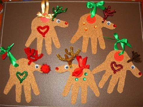 christmas ornaments to make with oreschool boy ornament ideas for preschoolers pictures reference
