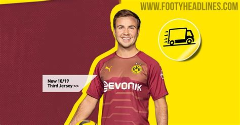 goalkeeper template dortmund    kit launched footy headlines