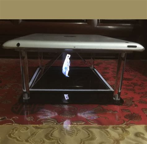 diy projector aliexpress com buy holographic tablet pc 3d holographic