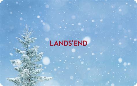 Landsend Gift Card - lands end gift cards