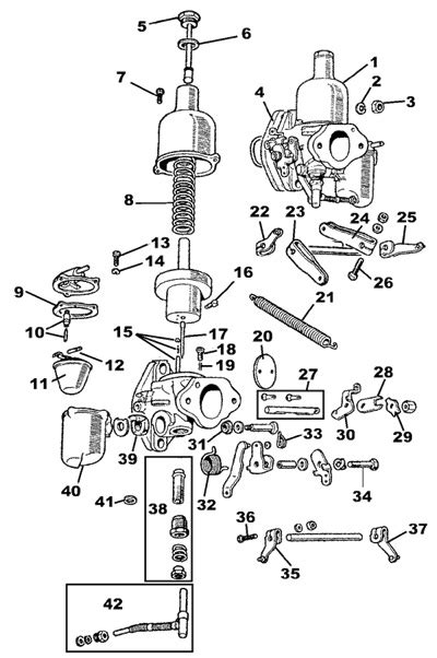 Carb and Fuel system