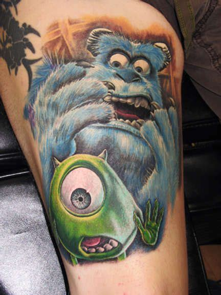 monsters inc tattoo 76 best ink images on drawings tatoos and