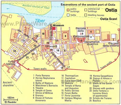 porto ostia antica guide to ostia antica an archaeological treasure roma