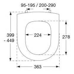sphinx wc ersatzteile wc sitz passend sphinx ravenna edelstahlscharnieren duoplast