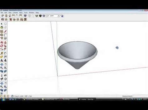 tutorial sketchup follow me google sketchup pro 7 1 follow me tool tutorial youtube