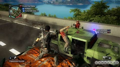 With Just Cause just cause 2 playstation 3 giochi torrents