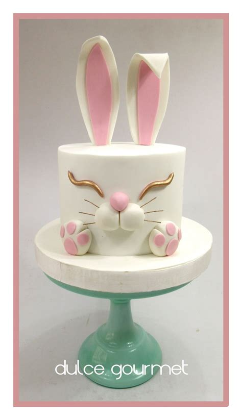 Easter Cakes by Bunny Easter Cake Cakecentral