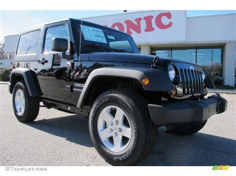 2012 jeep wrangler colors 2012 black jeep wrangler sport s 4x4 58782706 gtcarlot