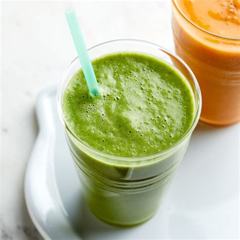 protein smoothies green protein smoothie recipe eatingwell