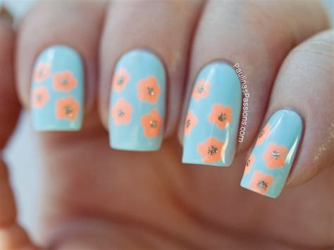 easy nail art spring spring nails 2014 archives