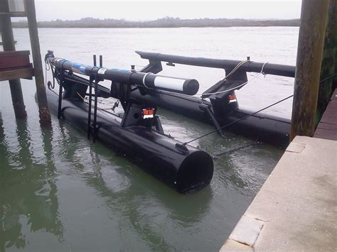 boat lift air air berth floating boat lift 2006 for sale for 15 000