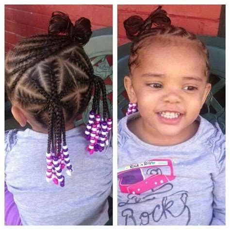 hairstyles for 6 year olds little girl hair on pinterest cornrows cornrow and kid