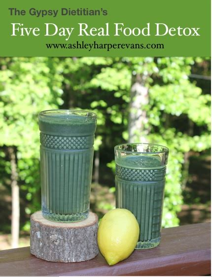 5 Day Real Food Detox Recipes by Five Day Real Food Detox
