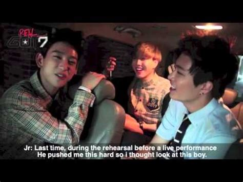 got7 hard carry ep 5 eng sub engsub 150726 got7 now yugyeom stop sleeping and p
