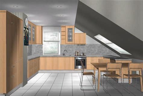 lösungen für kleine küchen ideen k 252 che dachschr 228 ge ideen k 252 che dachschr 228 ge ideen