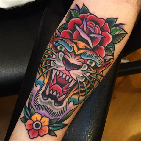 traditional tiger tattoo designs see this instagram photo by samuelebriganti 8 226 likes