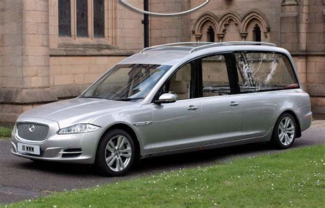 jaguar hearse wilcox limousines