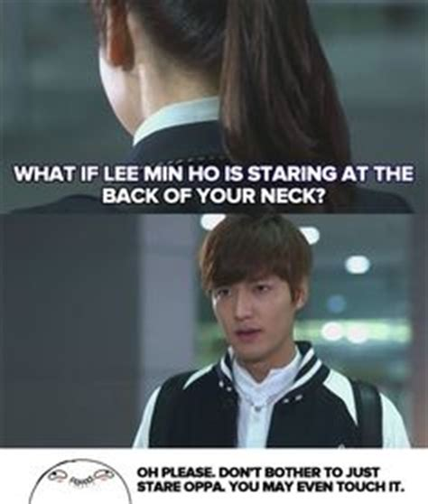 Lee Min Ho Memes - 1000 images about the heirs on pinterest the heirs kdrama and park shin hye