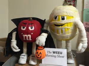 pumpkin decorating contest chion the voice 830am weeu
