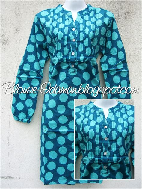 Isaura Xl blouse idaman hey collections