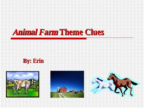 quotes on themes in animal farm themes of animal farm