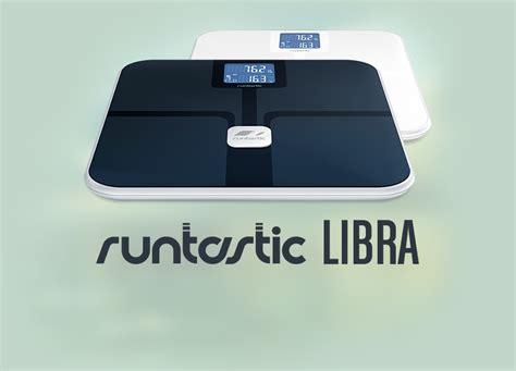 Runtastic Libra Runsca1w White by Runtastic Libra Smart Analysis Scale With Bluetooth