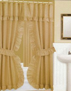 splendor double swag shower curtain splendor empire valances shower curtains on popscreen