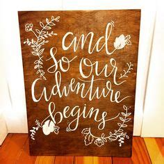 Wedding Quotes Journey Begins by Wedding Signs Wedding Decor Nautical Gift Sailing