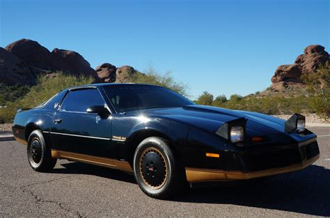 Pontiac Trans Am T Top by 1982 Pontiac Firebird Trans Am T Tops Recaro Edition Black
